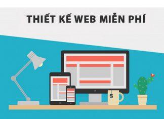 phần mềm online lập website miễn phí