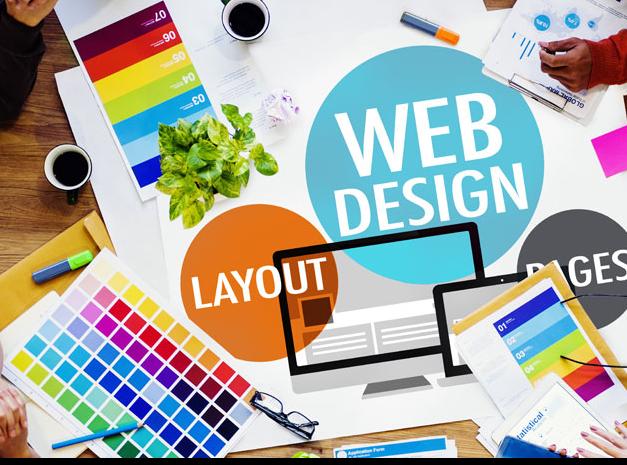 cách thiết kế 1 website