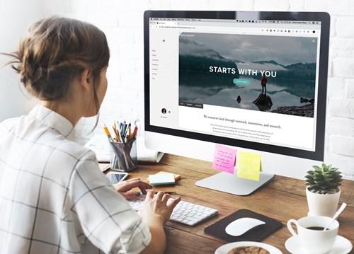 tại sao thiết kế website