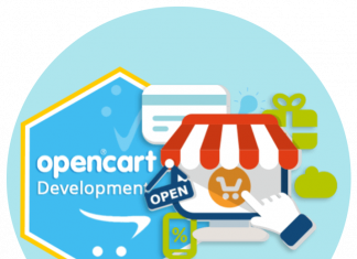 thiết kế website opencart