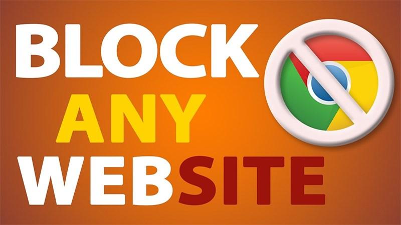 Cách chặn trang web tự mở trên Google Chrome