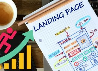 Những mẫu Landing page giúp tăng hiệu quả bán hàng