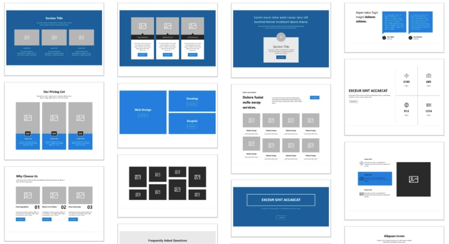 Template là gì? Template sử dụng trong thiết kế website
