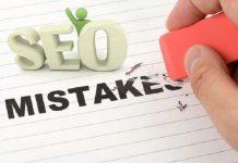 10 sai lầm SEO phổ biến các nhà Marketing nên tránh Phần 1